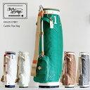 キャディバッグ メンズ レア 軽量 限定 レディース キャンバス 帆布 ゴルフ キャディバック 公式 Kinosho TRANSIT カートバッグ 木の庄…