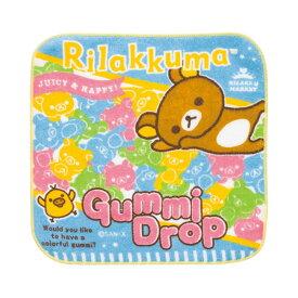 San-X リラックマ「リラックマーケット/プチタオル(リラックマ)」