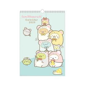 San-X すみっコぐらし「カレンダー2020/壁かけカレンダー(B4)(CD33601)」