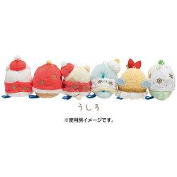 San-Xすみっコぐらし「すみっコぐらしコレクション(すみコレ)(森のクリスマスver.)/てのりぬいぐるみ(全6種)」
