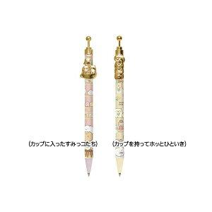San-X すみっコぐらし「喫茶すみっコ/マスコット付ボールペン(全2種)」