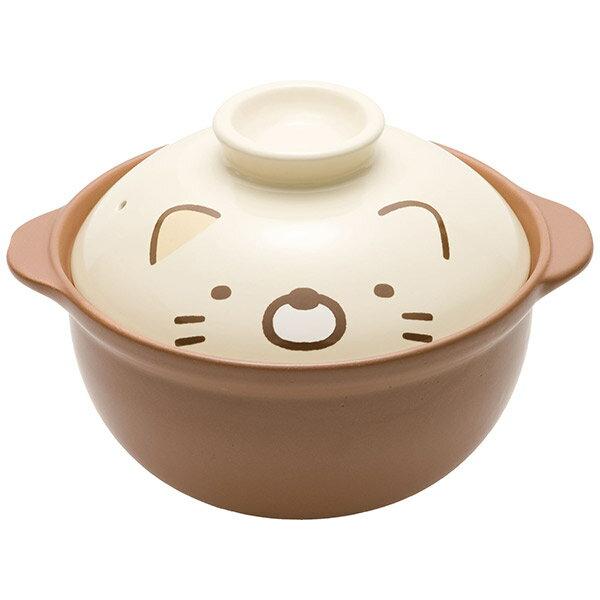 San-X すみっコぐらし「ほっこりテーブルウェア/土鍋(ねこ)」