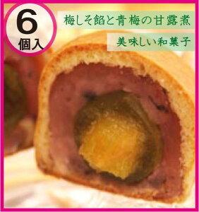 【梅の香 6個セット】【送料無料】