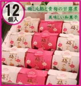 【梅の香 12個セット】【送料無料】