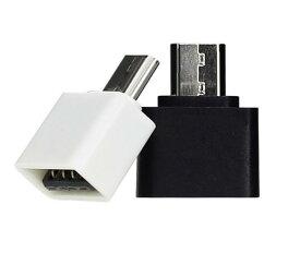 アンドロイド端末対応  USB変換アダプタ OTGアダプター microUSB変換アダプタ  (OTG対応端末 USB2.0 ) スマホ USBアダプター