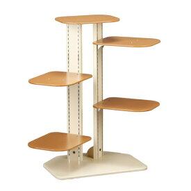 [新商品] キャットタワー [ キャット タワー リーフ ] おしゃれ 据え置き 木製 猫 ねこ 猫タワー 室内用 置型