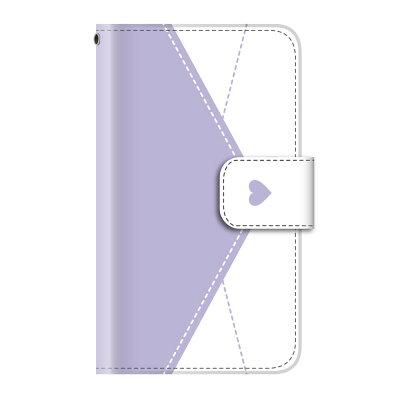 XperiaエクスペリアケースxperiaXZ2PremiumXZ2CompactXZ1XZsXZXPerformanceZ5Z4Z3手帳型手帳スマホケースラブレター手紙ハート