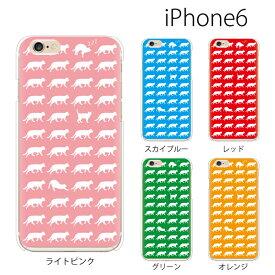 Plus-S iPhone xr ケース iPhone xs ケース iPhone xs max ケース iPhone アイフォン ケース ドット ねこ ネコ キャット iPhone XR iPhone XS Max iPhone X iPhone8 8Plus iPhone7 7Plus iPhone6 SE 5 5C ハードケース カバー スマホケース スマホカバー