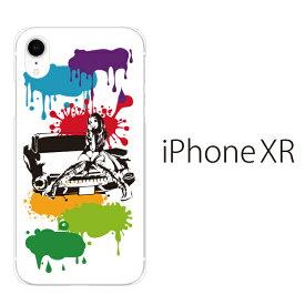 Plus-S iPhone xr ケース iPhone xs ケース iPhone xs max ケース iPhone アイフォン ケース アメ車ガール カラー iPhone XR iPhone XS Max iPhone X iPhone8 8Plus iPhone7 7Plus iPhone6 SE 5 5C ハードケース カバー スマホケース スマホカバー