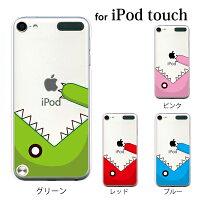 adc66bf5a8 PR iPod touch 7 6 5 ケース 怪獣がまるかじり 第7世代 アイポッ.