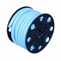 【散水用品-散水ホース】カクイチ ブルーDXホース 22×28×25m