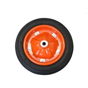 【運搬作業用品--台車部品・キャスター・車輪】2才2輪車・3才2輪車用車輪 ノーパンク車輪 <大型・重量商品>
