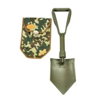 Military shovel cloth case marking the Golden elephant