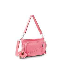 期間限定特別価格10/28まで キプリング 公式 ショルダーバッグ MILOS(City Pink) K13696R51