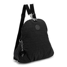【期間限定特別価格8/19まで】公式キプリングSTUDY(DazzBlack)ショルダーバッグ