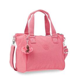 キプリング 公式 トートバッグ AMIEL(City Pink) K15371R51 期間限定価格11/16まで