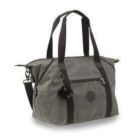 期間限定特別価格10/28まで キプリング 公式 ボストンバッグ ART(Cotton Grey) K21091D03