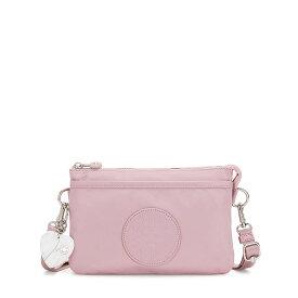 期間限定特別価格6/15まで キプリング 公式 ショルダーバッグ RIRI(Faded Pink) K7232347C