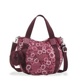 キプリング 公式 トートバッグ LITTLE BALLOON(Tsubaki Pink) KI547854O