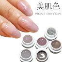 ドットジェル dot gel 美肌色 Natural カラージェル ナチュラル スキンカラー オーロラグリッター color ラメ ジェル …