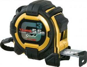 【レターパックプラス便!】  タジマ G3GL25-75BL G3ゴールドロック-25 7.5m (メートル目盛)