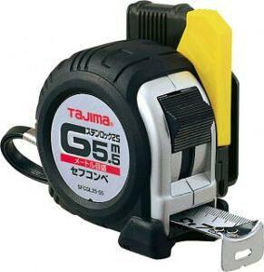 【レターパックプラス便!】  タジマ SFGSL25-75BL セフコンベ Gステンロック-25 7.5m (メートル目盛)