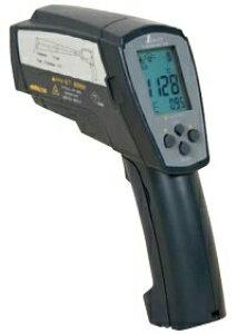 シンワ 73100 放射温度計H 高温測定用 デュアルレーザーポイント機能付 放射率可変タイプ