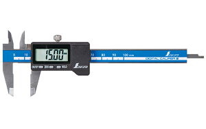 【レターパックプラス便!】  シンワ 19994 デジタルノギス ミニ2 100mm