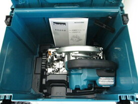 マキタ 18V 165mm充電式マルノコ HS631D[鮫肌チップソー仕様] 本体+ケース