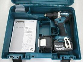 マキタ 18V 充電式ドライバドリル DF484D 本体+[6.0Ah]バッテリBL1860B×2個+ケース