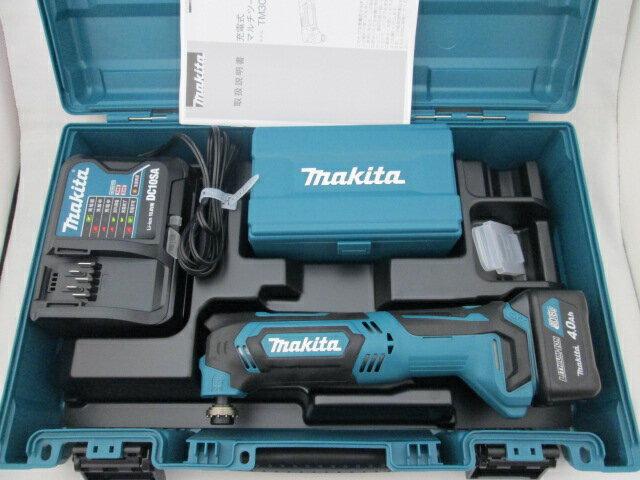マキタ スライド式10.8V 充電式マルチツール TM30D [4.0Ah電池1個仕様]