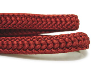 It is an oblong chest Teijin material in ラミエール obi cord Takeo