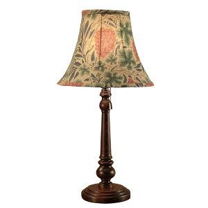 ウィリアムモリス 【テーブルランプ】『ヴァイン』Vine(ぶどうの木)【送料無料】照明器具 アンティーク家具 おしゃれランプ 輸入 照明