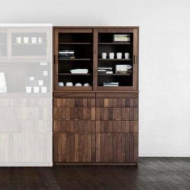 レグナテック Grado2 グラード2 120 カップボード 収納 食器棚【受注生産】【送料無料】人気 おしゃれ家具 シンプル モダン