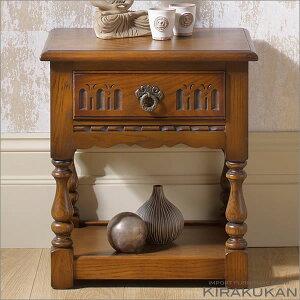 【お得クーポン配布中】オールドチャーム OldCharm ランプテーブル【送料無料】サイドテーブル 木製 人気 おしゃれ 輸入家具 アンティーク家具 イギリス