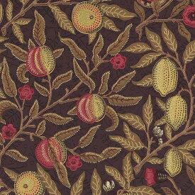 【お得クーポン配布中】ウィリアムモリス 壁紙【フルーツ Fruit】【送料無料】おしゃれ 壁紙 ウォールペーパー クロス 輸入壁紙 イギリス製 アンティーク 壁紙 植物 ボタニカル インテリア 本物 Morris【0830134】