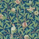 【お得クーポン配布中】ウィリアムモリス 壁紙【鳥とザクロ Bird & Pomegranate】【送料無料】おしゃれ 壁紙 ウォール…