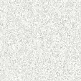 【お得クーポン配布中】ウィリアムモリス 壁紙 PURE MORRIS【Pure Acorn 216043 どんぐり エイコーン】ピュアモリス【送料無料】おしゃれ 壁紙 ウォールペーパー クロス 輸入壁紙 イギリス製 アンティーク 壁紙 植物 ボタニカル インテリア 本物 Morris