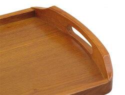 木製長手盆宝来45cm