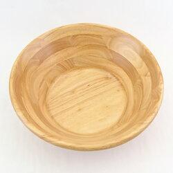 木製食器サラダボウル・トングセットナチュラル