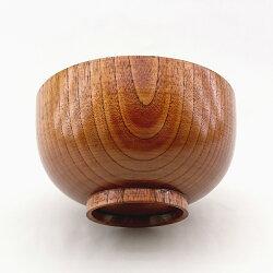 木製丼ぶりうるし塗