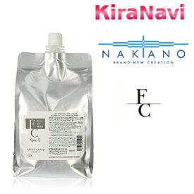 中野製薬 ナカノ FC-1 スペック シャンプー 1500ml