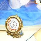 可愛いミニチュア置き時計