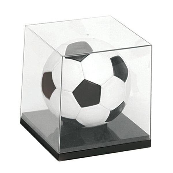 展示ケース サッカーボール【送料無料】UVカットクリアケース 透明ケース