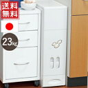 米びつ スリム 23kg 計量米びつ 【 US-23 】 日本製 米櫃 ライスストッカー ストッカー 米 保存 おしゃれ 5kg 10kg 20kg ハイザー 送料無料 //