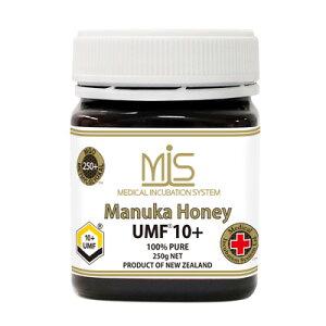 MIS ニュージーランド マヌカハニー 100%マヌカハニーです (250g 10+UMF)   【送料無料】