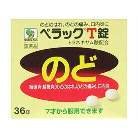 ペラックT錠36錠【第3類医薬品】7歳から服用できます