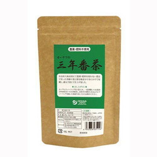 オーサワの三年番茶 ティーバッグタイプ 20g(2g×10)