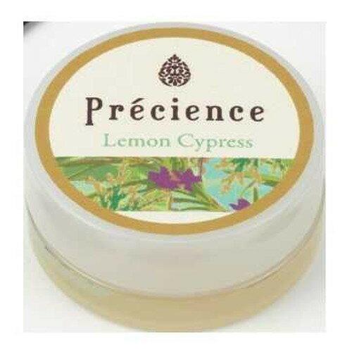 プレッシェンス ソリッドコロン(練り香水) レモンサイプレス 5g 生活の木