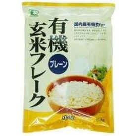有機玄米フレーク・プレーン (150g) 【ムソー】